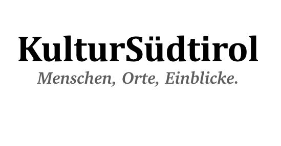 Christoph Wiatre im Interview mit KulturSüdtirol 2020.